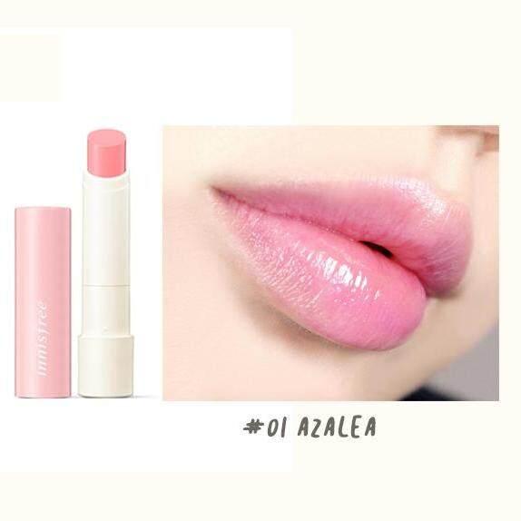 Innisfree Tint Azalea สีขายดี Lip Balm 1 Glow