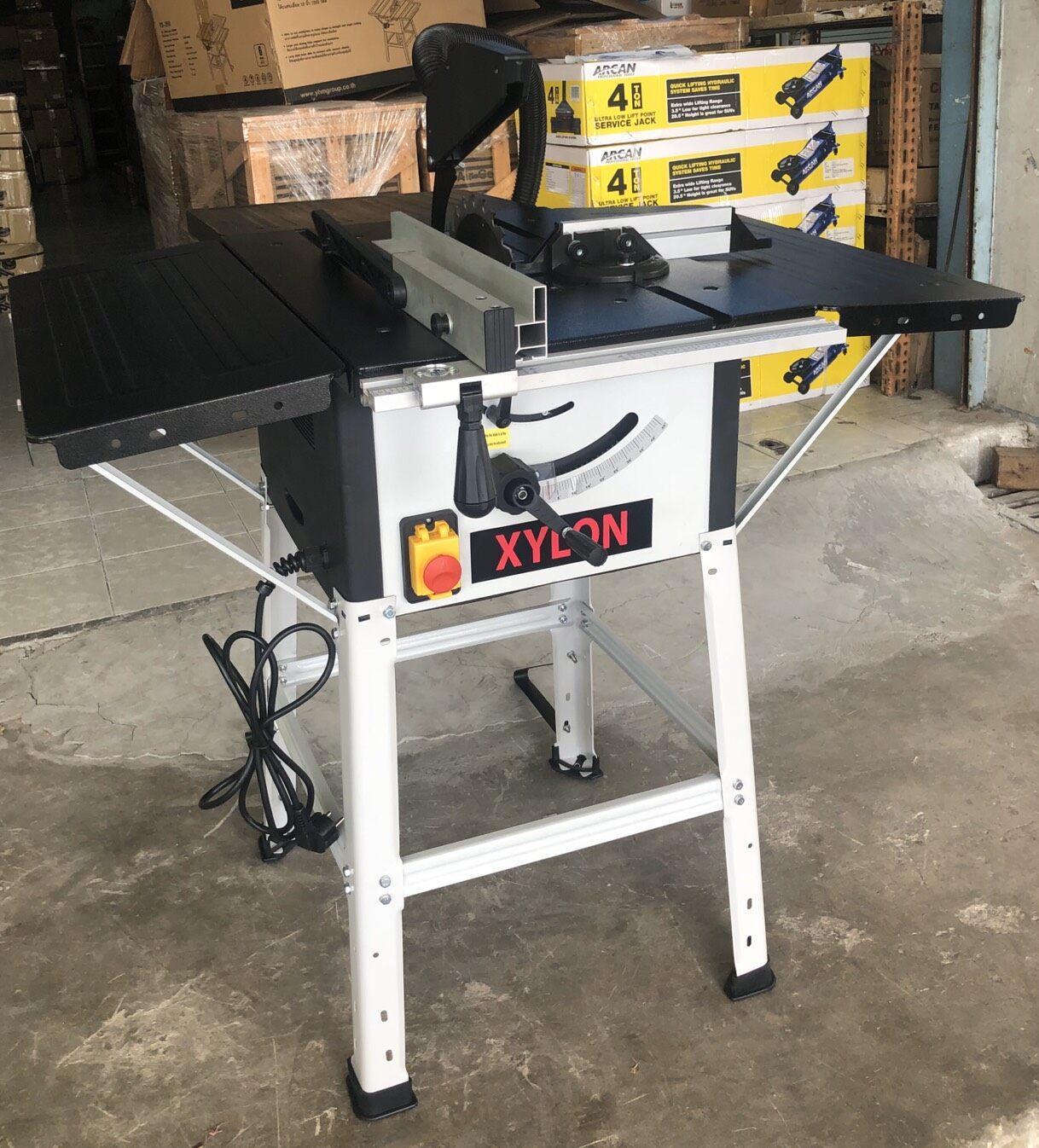 โต๊ะเลื่อยไม้ ขนาด 10 นิ้ว Table Saw ยี่ห้อ XYLON รุ่น XYL-250