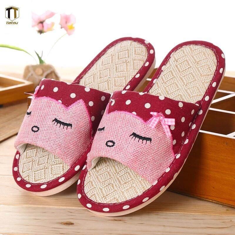 TTOรองเท้าใส่เดินในบ้าน รองเท้าใส่เดินที่ทำงาน สไตล์ญี่ปุ่น พื้นนิ่ม ใส่สบายเท้า พื้นยางกันลื่น