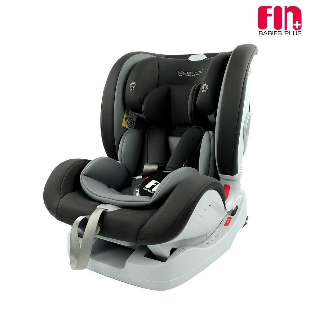 FIN BABIESPLUS คาร์ซีท มีระบบล็อคแบบ ISOFIX สำหรับเด็กแรกเกิด - 12 ขวบ (0-36kg.) รุ่น CAR-JM06