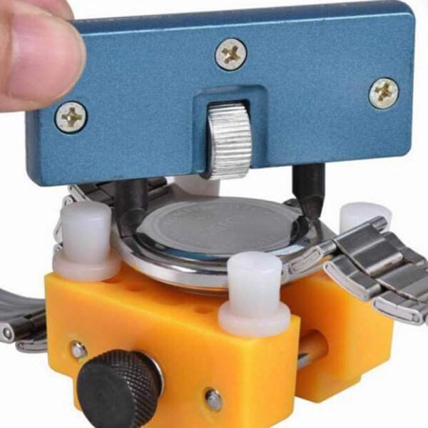 Sky Wing Adjustable Watch Repair Tool Kit Back Case Opener Cover Remover Screw Wrench Malaysia