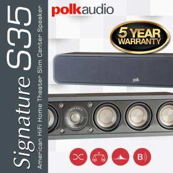 Polk Audio Signature S35 American HiFi Home Theater  รับประกัน 5ปี ศูนย์ POWER BUY จากผู้นำเข้าอย่างเป็นทางการ-