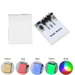 LIKOU Cảm Biến Https Điện Dung RGB 3V 5V 6V, Mô-đun Nút Cảm Ứng Công Tắc Nhiều Màu thumbnail