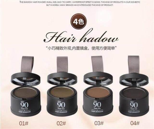 ✨✨Hold Live Hair Line Shadow ปิดหัวเถิก ผมหงอก ✨✨BE-525