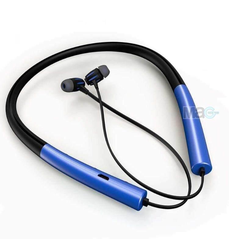 Bluetooth Wireless Headset Headphone Sgs 555  Waterproof Sport Bluetooth Headset With Microphone หูฟังบลูทูธ หูฟังออกกำลังกาย หูฟังใส่วิ่ง.