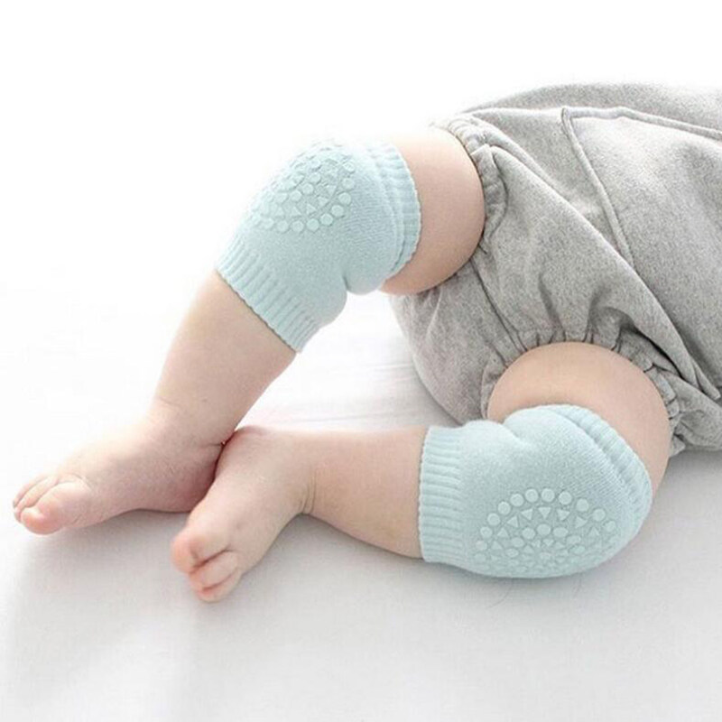 Breathable Mesh Knee Pads Baby Kids Safety Elbow Protector Leg Warmers Kneecap