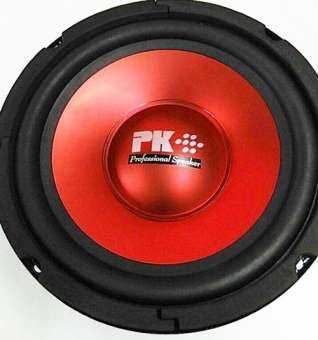 PKดอกลำโพง10นิ้วซับเบส4-8โอห์ม300วัตต์ รุ่นPK-10 PK FIBER