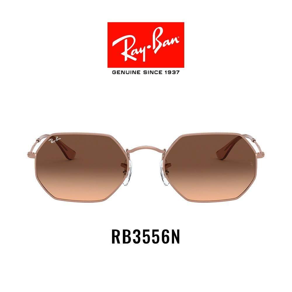 Ray-Ban Octagonal - Rb3556n 001 แว่นตากันแดด.