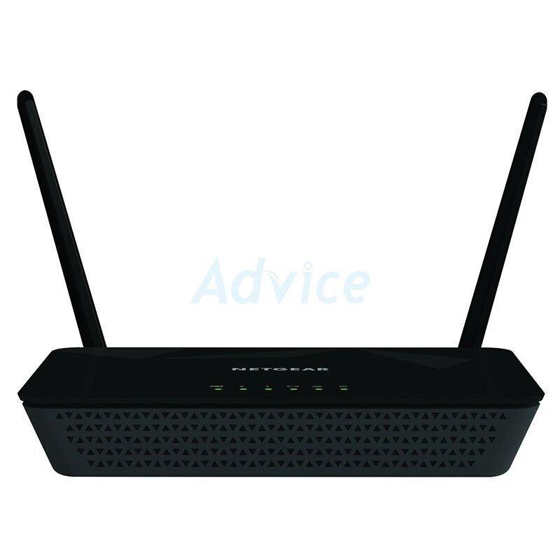 Adsl Modem Router Netgear (d1500-100pes) Wireless N300.