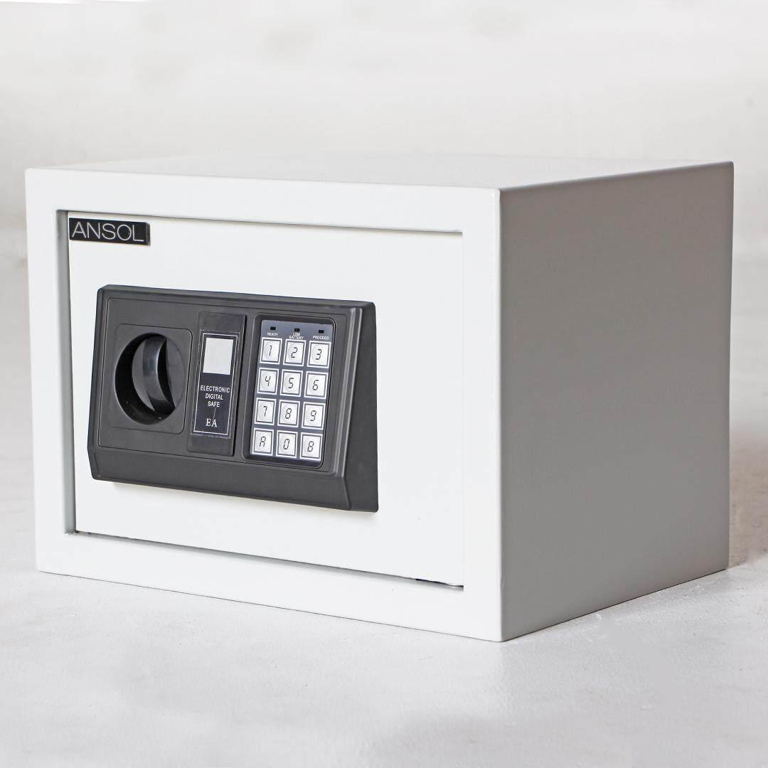 ตู้เซฟ ANSOL E35EA 35*25*25ซม.