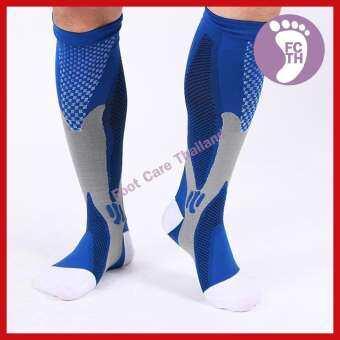 ถุงเท้ารัดกล้ามเนื้อน่อง Calf Compression Socks รุ่น Ultimate  1 คู่/ 2ข้าง-