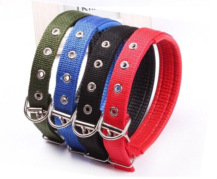 ปลอกคอสุนัขพันธุ์ใหญ่และพันธุ์เล็ก Big Or Small Dog Collars ใส่สบาย สวยงาม.