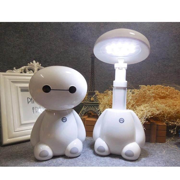 Table Lampโคมไฟตั้งโต๊ะแบบชาร์จไฟประหยัดพลังงานหลอด Led ศึกษากลางคืนโคมไฟตั้งโต๊ะพับเก็บได้ By Llban.