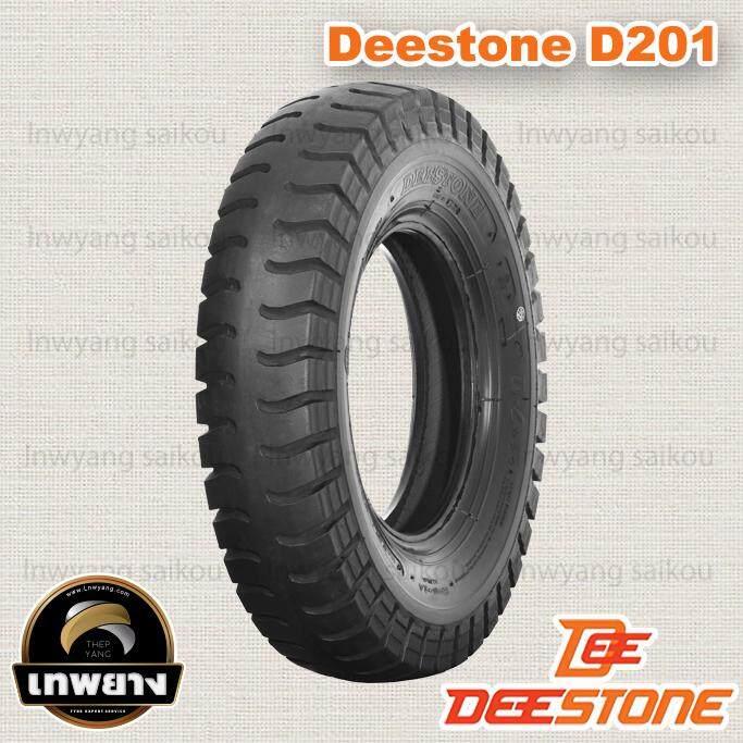6.00-14 8pr ยี่ห้อ Deestone รุ่น D201 Tt ยางรถบรรทุกขนาดเล็ก By Lnwyang Saikou.