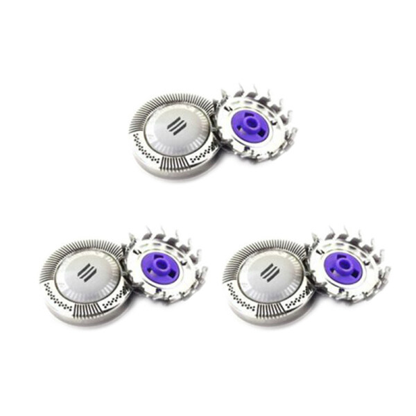 Bảng giá 3Pcs Replacement Shaver Blade Heads for Philips HQ7310 PT725 PT720 PT860 AT890 AT860 Điện máy Pico