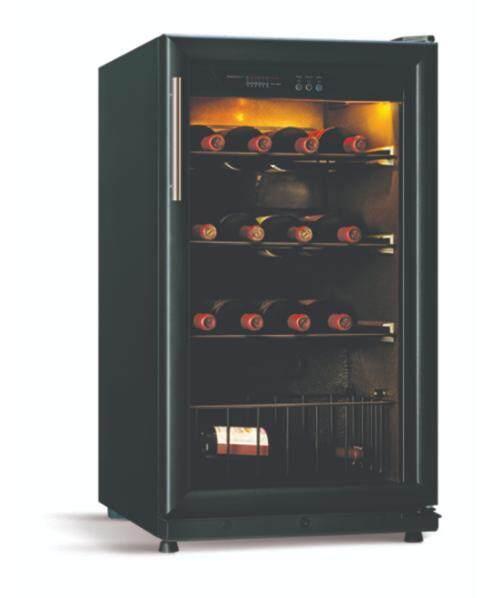 Panasonic ตู้แช่ไวน์ Wine Cellar Sbc-P245k สีดำ By Lnwitem.