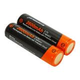 ขาย 2X 3 7V 18650 Xcsource 2600Mah Li Ion Rechargeable Battery For Flashlight Xcsource ผู้ค้าส่ง