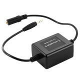 ราคา 3 5Mm Jack Aux Audio Noise Filter Ground Loop Isolator Eliminate For Car Audio System Home Stereo Noise Unbranded Generic ออนไลน์
