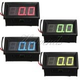ราคา 56 Dc0 30V Car Led Digital Display Panel Volt Meter Voltmeter 3 Wire Intl ใหม่ ถูก