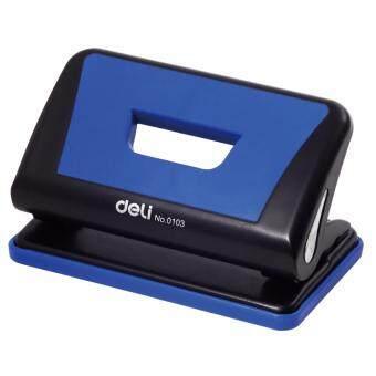 เครื่องเจาะรูกระดาษสำหรับเข้าเล่ม 10 แผ่น ยี่ห้อ Deli รุ่น DL0103