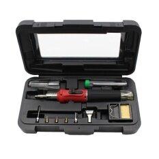 ราคา 10 In 1 Hs 1115K Electronic Ignition Gas Soldering Iron Kit Solder Welding Intl Unbranded Generic ใหม่