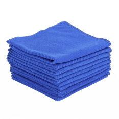 ราคา 10 Pcs Water Absorbent Home Car Kitchen Washing Clean Wash Cleaning Scrub Towel Intl ใน ฮ่องกง