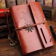ซื้อ สมุดบันทึก สมุดไดอารี่ แนววินเทจ ขนาด 10 X 15 Cm ถูก กรุงเทพมหานคร