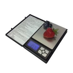 ซื้อ เครื่องชั่งดิจิตอล เครื่องชั่งจิวเวอรี่แบบพกพา รูปทรงแฟชั่น 500 กรัม Digital Pocket Scale Cg Series 1G 100G ถูก