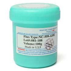 ขาย ซื้อ 100 กรัม Nc 559 Asm Bga Pcb Smt Ic Reballing บัดกรีบัดกรี Flux จาระบี จีน