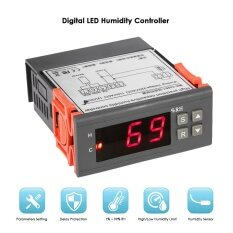 ราคา 10A 12V Mini Digital Air Humidity Control Controller Measuring Range 1 99 With Sensor Intl Unbranded Generic ออนไลน์