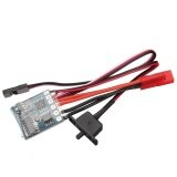 ราคา 10A Esc Brushed Speed Controller For Rc Car And Boat With Brake Intl จีน
