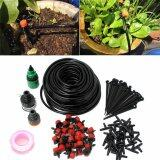 ทบทวน 10M Diy Automatic Micro Drip Irrigation System Plant Watering Garden Hose Kits With Adjustable Dripper Smart Controller Suits 10M 15Nozzles Intl Unbranded Generic