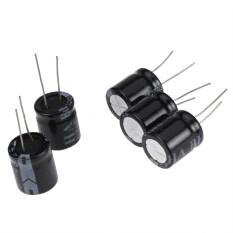 โปรโมชั่น 10Pcs 400V 47Uf 18 X 20Mm Aluminum Electrolytic Capacitor ใน จีน