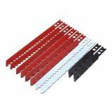 ซื้อ 10Pcs Jigsaw Blade Set For Jig Saw Metal Plastic Wood Blades Intl ใหม่ล่าสุด