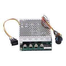 ขาย 10V 55V 60A Dc Motor Speed Controller Governor Reversing Direction Switch With Digital Display Intl ผู้ค้าส่ง