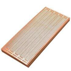 ราคา 10X Diy Prototype Pcb Universal Experiment Matrix Circuit Board 8 5X20Cm Durable Intl Unbranded Generic จีน