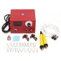 ส่วนลด 110V 50W Multifunction Digital Pyrography Machine 2X Pen Gourd Wood Craft Tool Intl Unbranded Generic