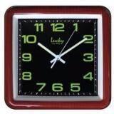 ราคา นาฬิกาแขวนผนังสี่เหลี่ยม ขนาด 12 นิ้ว ออนไลน์