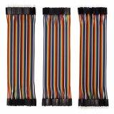 ขาย 120Pcs Multicolored Dupont Wire Kit 40Pin Male To Female 40Pin Male To Male 40Pin Female To Female Breadboard Jumper Wires Ribbon Cables Kit For Arduino Diy Raspberry Pi 2 3 Intl ใน จีน