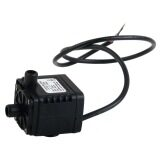 ราคา 12V Dc Cpu Cooling Car Brushless Water Oil Pump Waterproof Submersible Unbranded Generic