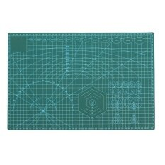ขาย ซื้อ ออนไลน์ 12 X18 Pvc Non Slip Double Sided Self Healing Rotary Cutting Mat Board Tool Intl