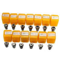 ราคา 13Pcs Spring Collet Set For Cnc Engraving Milling Mahchine Lathe Tool ถูก