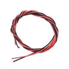 ขาย 14 Awg 5M Gauge Silicone Wire Flexible Stranded Copper Cables For Rc ถูก จีน
