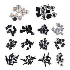 ขาย 140Pcs 14 Type Momentary Tactile Push Button Switch Smd Assortment Kit Intl ราคาถูกที่สุด