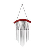 ซื้อ 15 Tubes Windchime Yard Garden Outdoor Living Wind Chimes Decor Gift B ถูก จีน