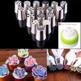 ขาย 17Pc Russian Flower Icing Piping Nozzles Decorating Tips Baking Pastry Tools Intl Unbranded Generic ถูก
