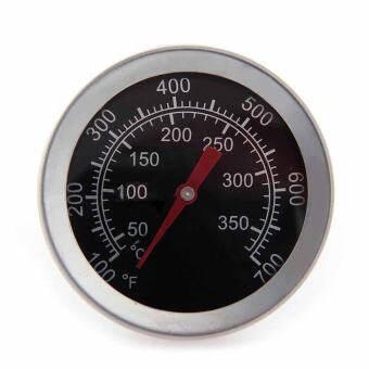 1 ชิ้นควันจากบาร์บีคิวเกจวัดสำหรับปิ้งย่าง TEMP 50 °C - 350 °C เครื่องวัดอุณหภูมิเตาอบอาหารทำอาหาร --