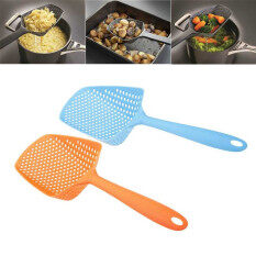 ราคา 1ชิ้นคุณภาพสูงผลิตในครัวตักช้อนกรองสีกรองแบบเครื่องมือ เป็นต้นฉบับ
