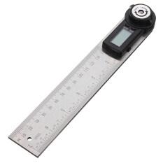 ขาย 2 In 1 Lcd Digital Angle Finder Meter Ruler Measurer 200Mm 360�A�'�A�°Degree Protractor ออนไลน์ ใน Thailand