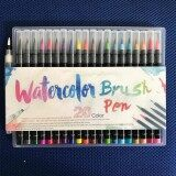 ราคา 20 Color Premium Painting Soft Brush Pen Set Watercolor Copic Markers Pen Gift Intl ออนไลน์ จีน